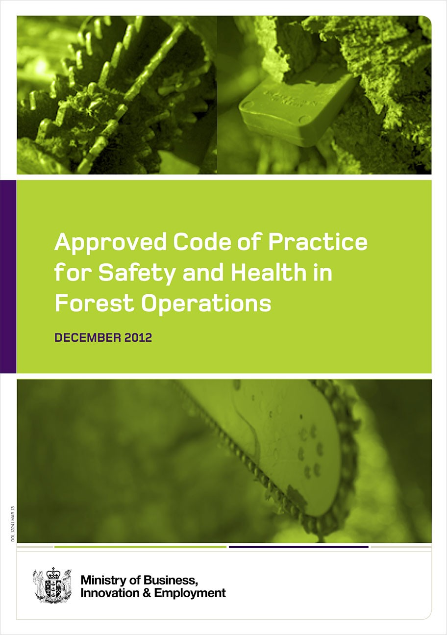 Approved Code of Practice 2012